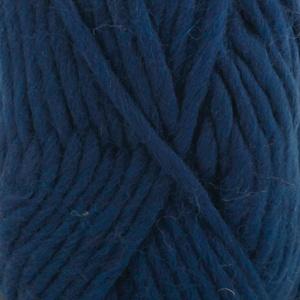 DROPS Eskimo Uni Colour garn - 50g - Mörk blå (15)