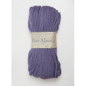 Viking garn Eco Alpaca 100g Lila (468)