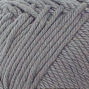 Soft Cotton garn 50g Ljusgrå