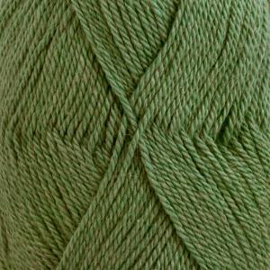 DROPS Babyalpaca Silk Uni Colour garn - 50g - Grön (7820)