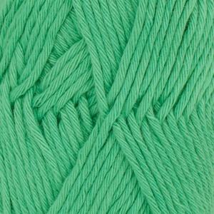DROPS Paris Uni Colour garn - 50g - Opal grön (11)