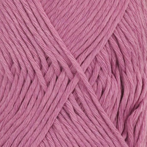 DROPS Cotton Light Uni Colour garn - 50g - Ljus lila (23)